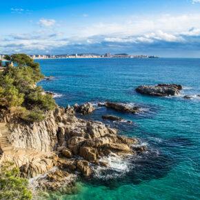 Costa Brava: 8 Tage in Spanien mit Hotel & Flug nur 100€