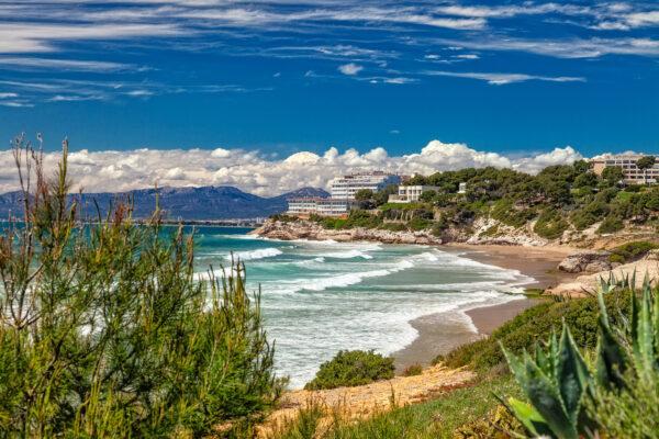 Spanien Costa Dorada Bucht