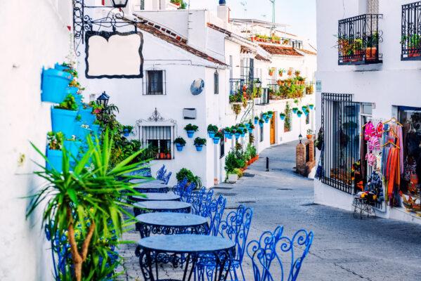 Spanien Costa del Sol Andalusien