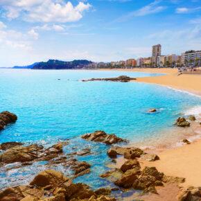 Spanien: 5 Tage Lloret de Mar an der Costa Brava mit Apartment & Flug nur 68€