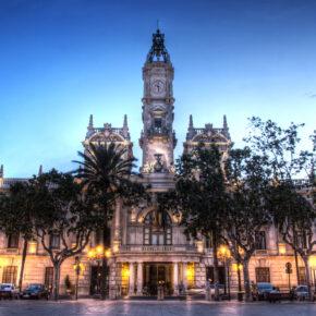 Wochenendtrip Valencia: 4 Tage im zentralen 4* Hotel inkl. Flug nur 101€