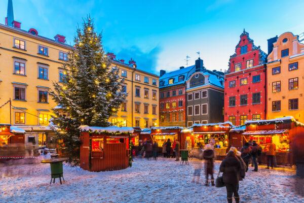 Stockholm Weihnachten