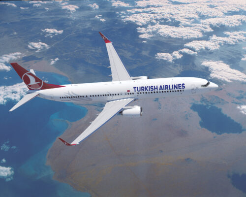 Turkish Airlines Gepäck