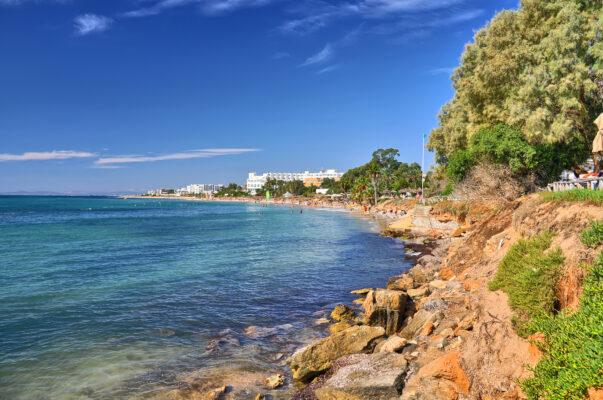Tunesien Bucht