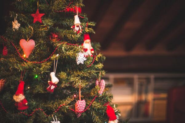 Weihnachten Baum Dekoration