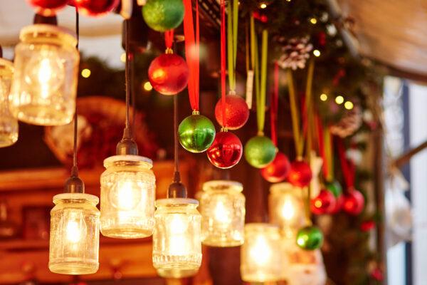 Weihnachten Lichter
