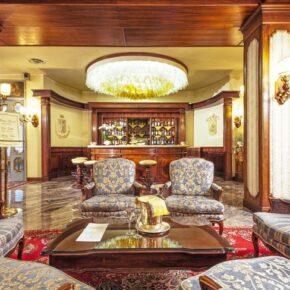 Abano Ritz Terme Lobby