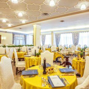 Abano Ritz Terme Restaurant
