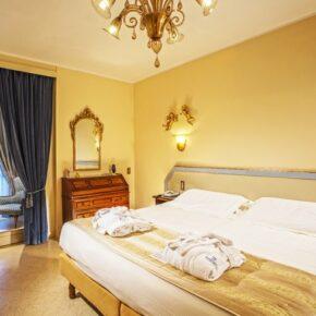Abano Ritz Terme Zimmer