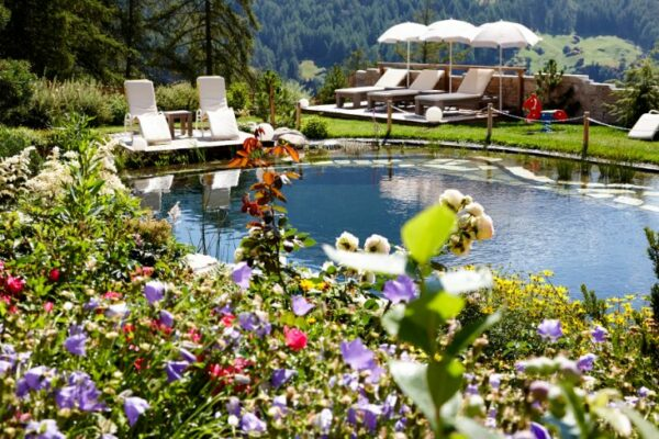 Alpengasthof Gruener Garten