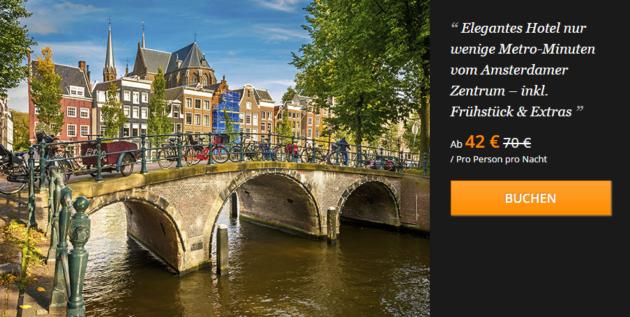 Amsterdam Hotel Kostenlos Parken