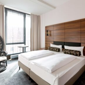 Arthotel ANA DIVA Muenchen Zimmer