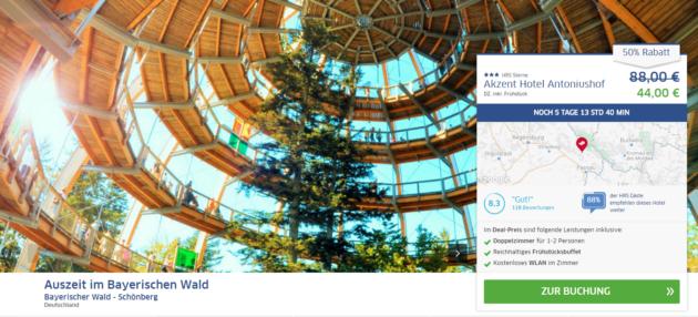 Bayerischer Wald Deal