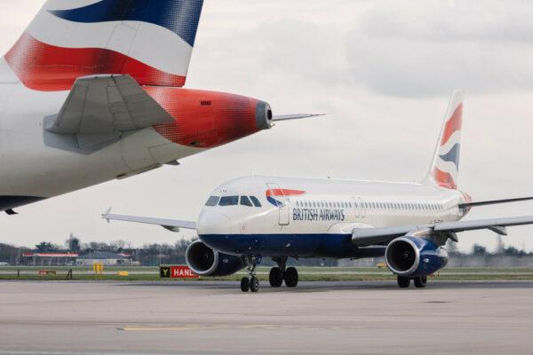 British Airways Gepäck