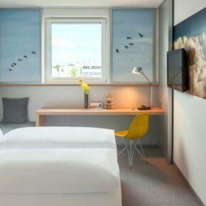 Dorint Airport Hotel Stuttgart Zimmer