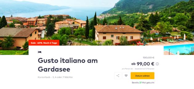Gardasee Deal