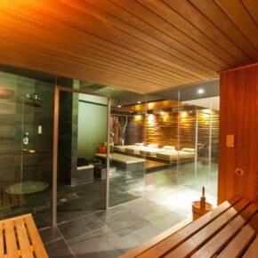 Hotel Living Max Sauna