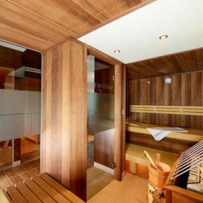 Hotel Nassereinerhof Sauna