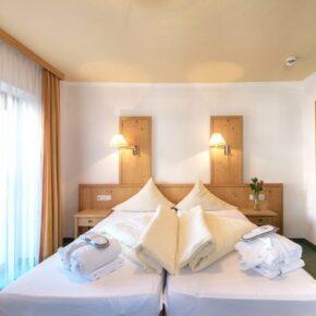 Hotel Nassereinerhof Zimmer