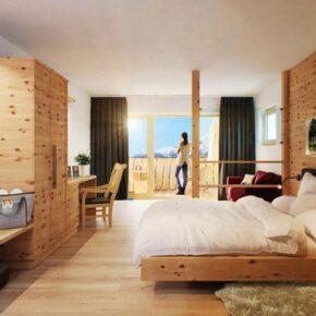 Hotel Waldrast Zimmer