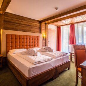 Hotel Victoria Kaprun Zimmer
