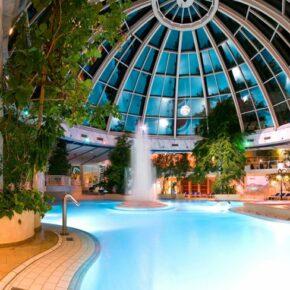 Paderborn: 3 Tage im TOP 4* Hotel mit Eintritt Westfalen-Therme & Frühstück ab 99€