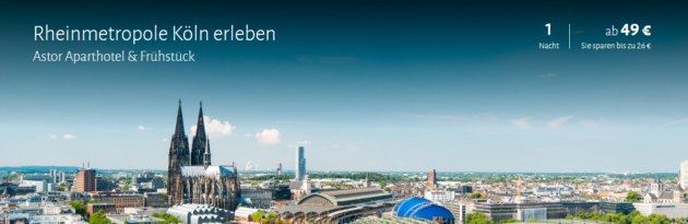 Köln Städtetrip