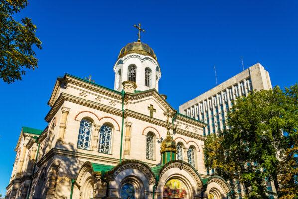 Moldawien Chisinau Kathedrale