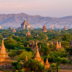 Myanmar Backpacking: 15 hilfreiche Tipps & die beliebtesten Routen