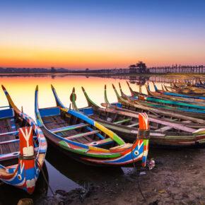 Myanmar Boote