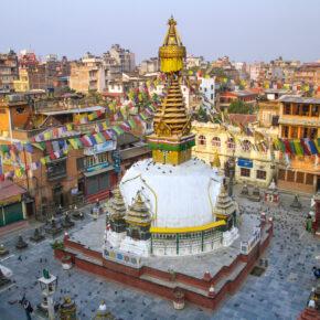 Nepal Kathmandu Tempel