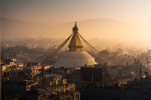 Nepal Boudhanath