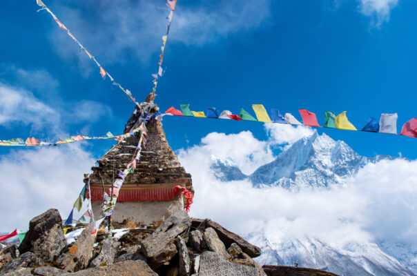 Nepal Turm