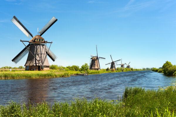 Niederlande Windmuehle