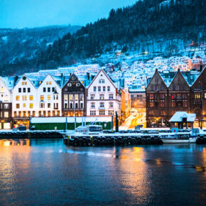 Norwegen Fly & Drive: 8 Tage mit Flug & Geländewagen nur 102€