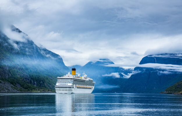 Norwegen Schiff Meer