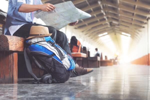 Reisen Rucksack Backpacking