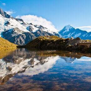 Grüner See: Dieses Naturwunder ist nur im Sommer sichtbar