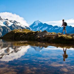 Nationalparks in Neuseeland: Die Top 7 des Landes