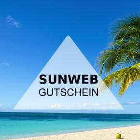 50€ Gutschein auf Reisen bei Sunweb