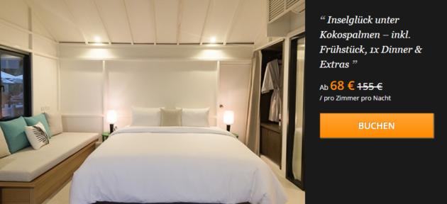 Thailand Inseltrip Hotel