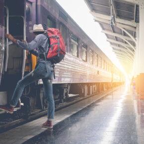 Luxuriöse Bahnfahrt - im 5* Shiki-Shima Zug vier Tage durch Japan
