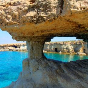Lastminute: 7 Tage Zypern mit TOP 3* Hotel & Flug nur 201€