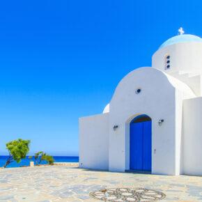 Inselurlaub: 8 Tage Zypern im 4* Hotel mit Flug nur 134€