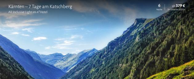 7 Tage Katschberg