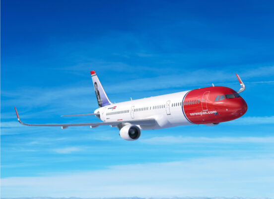 Norwegian Air Gepäck