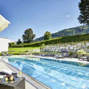 Alpenhaus Kaprun Pool