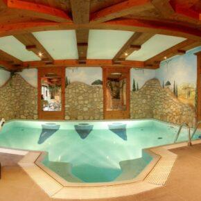 Alpenhotel Karwendel Pool