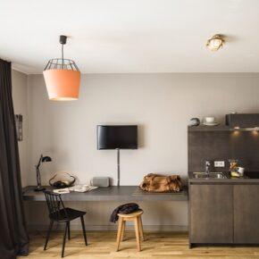 BOLD Apartments Küchenzeile