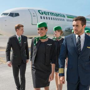 Germania Gepäck: Gebühren, Regelungen & Preise im Basic, Classic, Flex & Premium Tarif